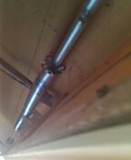 Burnsville, MN - Garage door service replace torsion springs and end bearings and opener