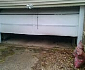 Lakeville, MN - Garage door replacement quote