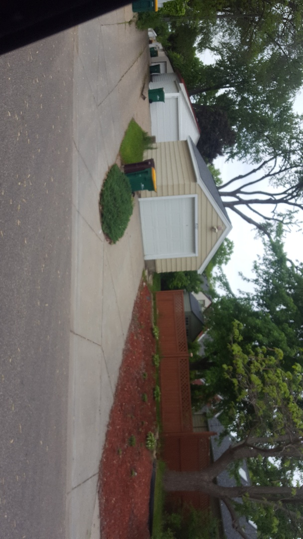 Robbinsdale, MN - Jeremy installed new garage door and opener