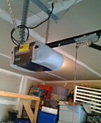 Woodbury, MN - Garage door service replace sprocket assembly and rollers and rebalance door