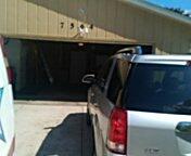 Woodbury, MN - Garage door service repair safety sensors