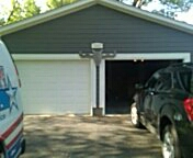 Saint Paul, MN - Garage door service replace torsion springs and end bearings, second door service tune up