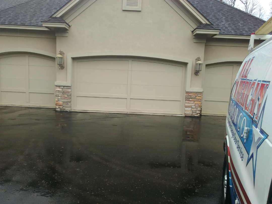 Garage door replacement quote