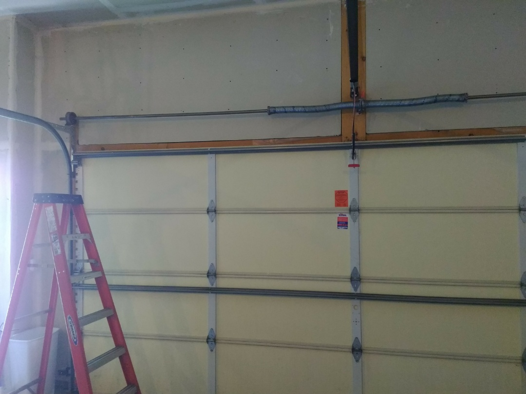 Richfield, MN - Garage door replacement quote
