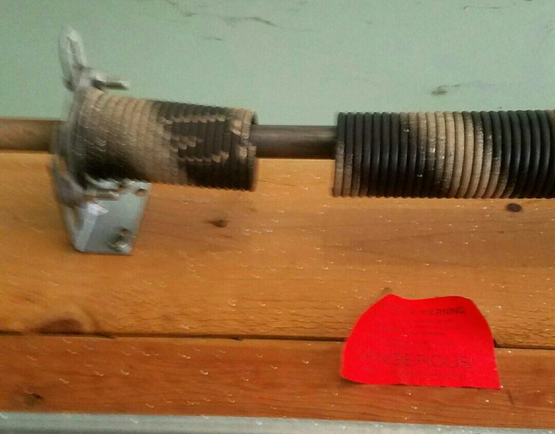Blaine, MN - Garage Door Service garage door repair broken spring replacement Little Canada Minnesota