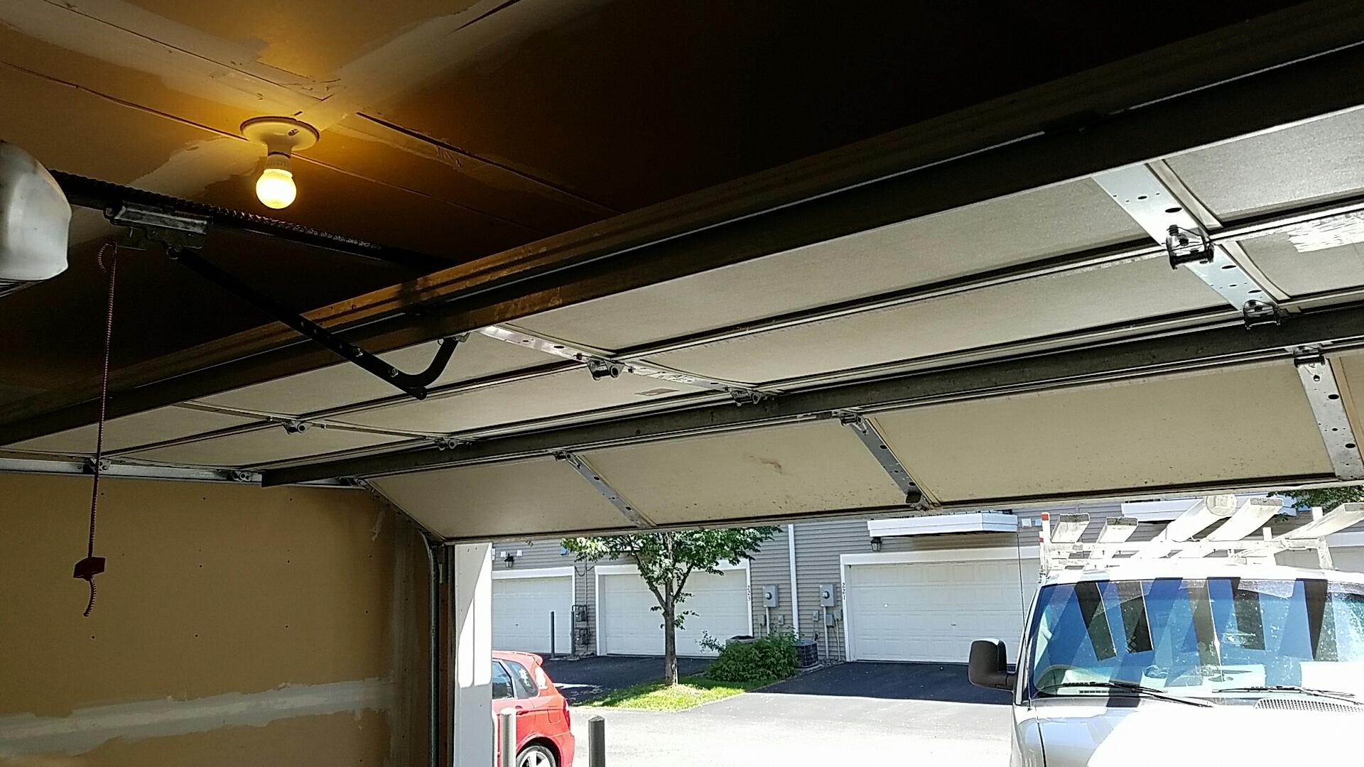 Circle Pines, MN - Garage door tune up