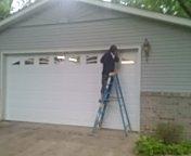 Minneapolis, MN - Garage door replacement