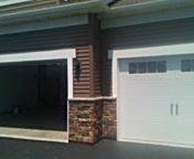 Lakeville, MN - Garage door service replace garage door opener