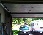 Minnetonka, MN - Garage door service tune up door and jackshaft opener