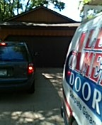 Apple Valley, MN - Garage door replacement quote and estimate