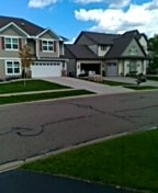 Apple Valley, MN - Garage door service replace torsion springs and installed customer purchased operator