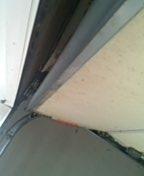 Eagan, MN - Garage door service replace bottom seal