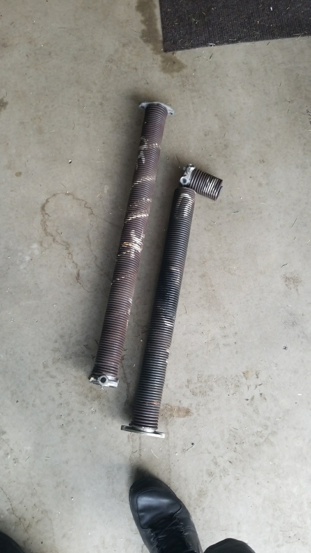 Waconia, MN - Garage door service replaced springs