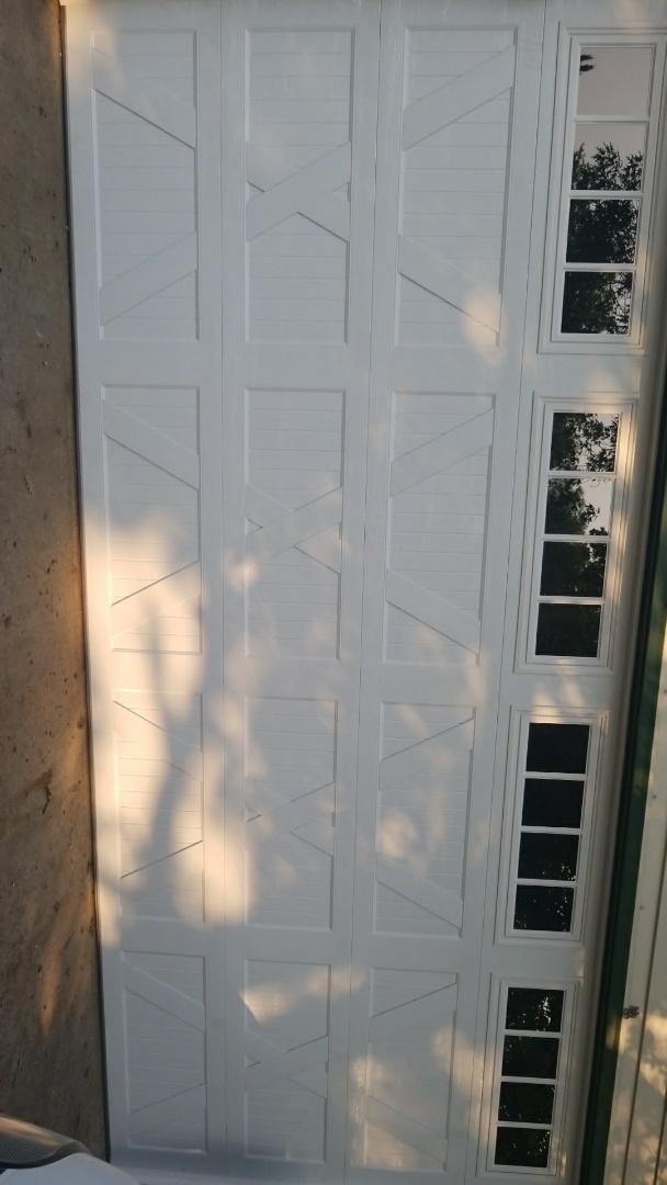 Bloomington, MN - Garage door install