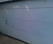 Professional garage door company will not do partial fixes