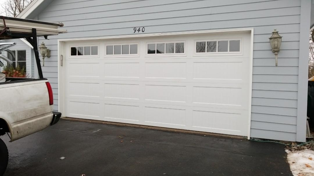 Mound mn all american garage doors repairs for Garage door repair minneapolis