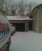 Garage door service repair door off track and opener