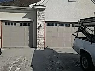 Lino Lakes, MN - Garage door service