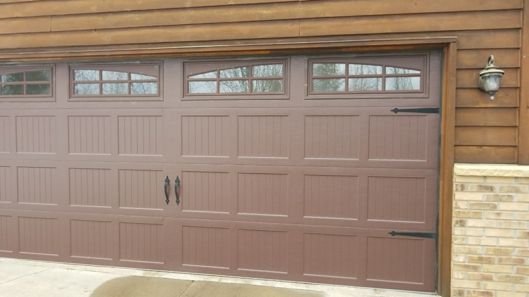 Real time service area for all american door co forest for Garage door repair lake forest