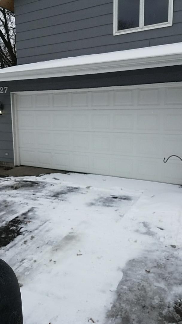 Real time service area for all american door co mounds for Garage door repair minneapolis