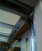 Garage door service replace torsion cables and reinforce breaking panls