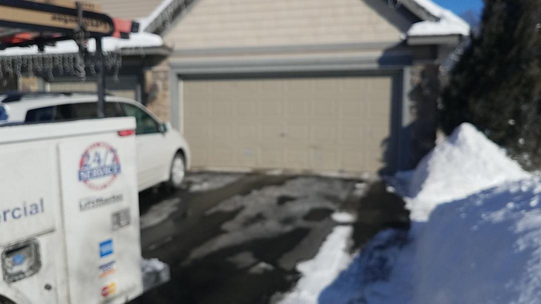 Garage door free estimates garage door replacement Liftmaster Professional installations
