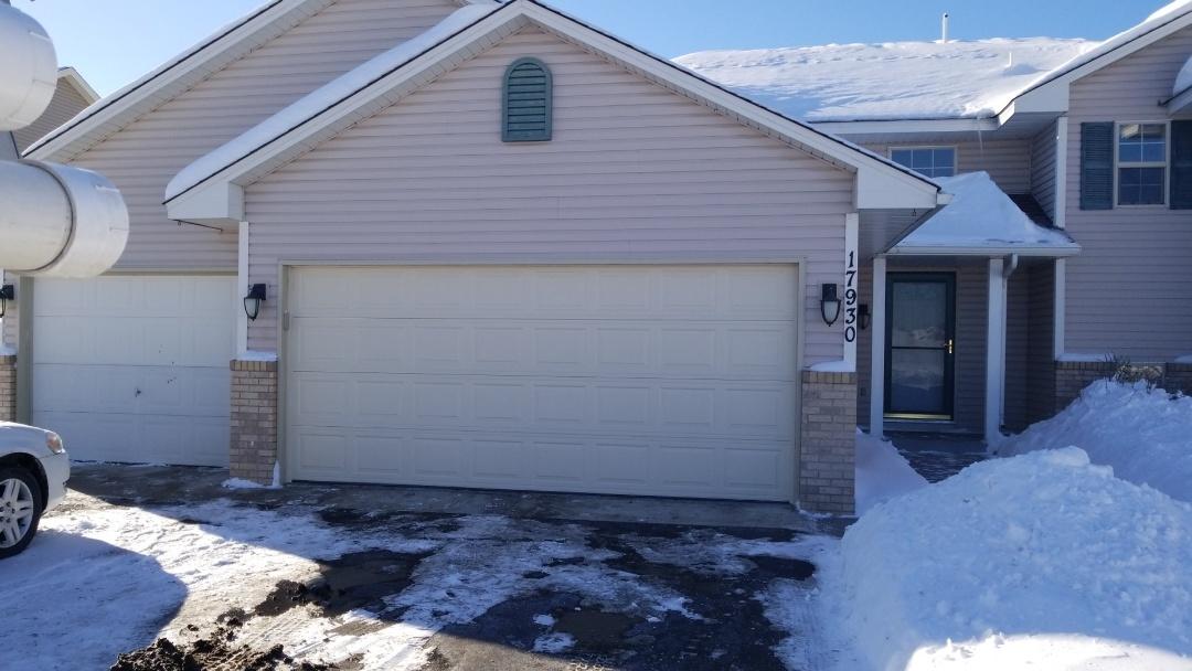 Brand new 16 x 7 garage door