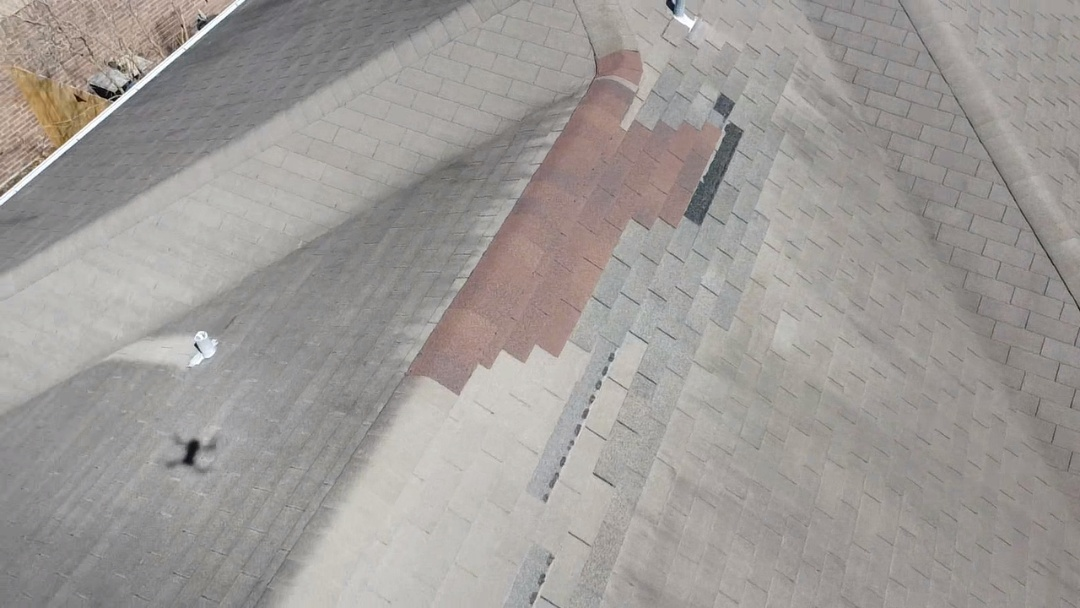 Houston, TX - Shingle inspection on an Owens Corning roof.