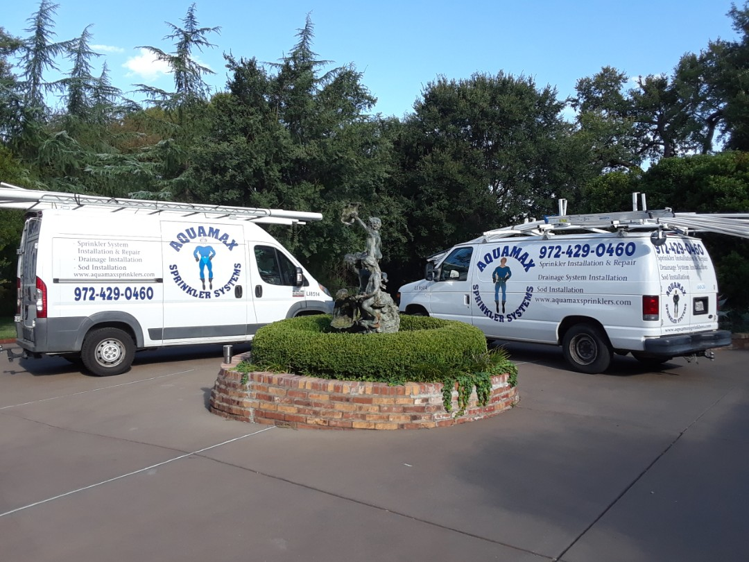 Dallas, TX - ste. Rainbird sprinkler system, sprinkler system installation, Sprinkler Installation, irrigation system installation, irrigation installation, sprinkler repair, sprinkler system repair, irrigation repair, irrigation system repair, valve repair, drip irrigation, rain freeze sensor.