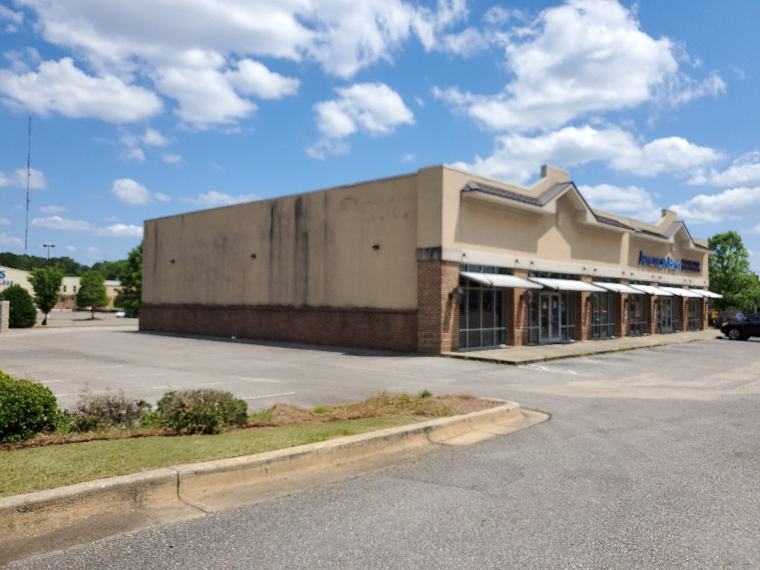 Montgomery, AL - Commercial stucco cleaning bid
