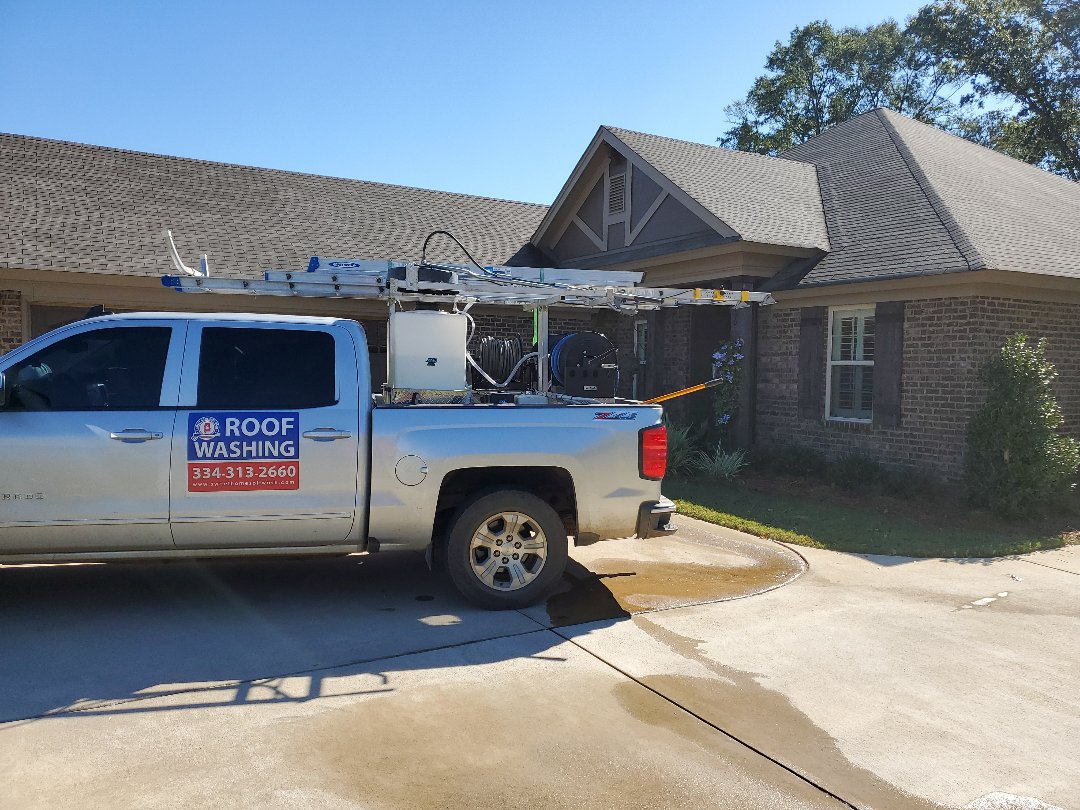 Pike Road, AL - House wash, pressure washing