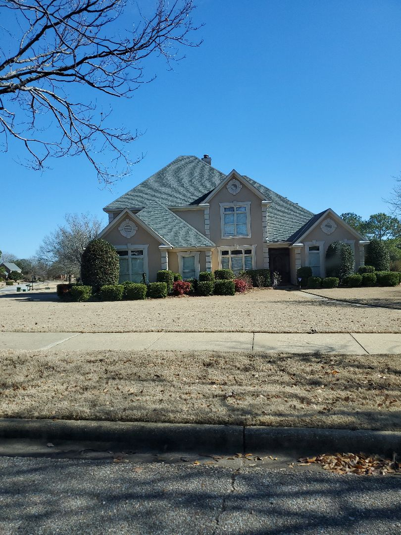 Montgomery, AL - Pressure washing, roof cleaning, roof washing, concrete cleaning, residential and commercial pressure washing, window cleaning, deck cleaning, gutter cleaning, house washing, church pressure washing discount, veteran discount, first responder discount.