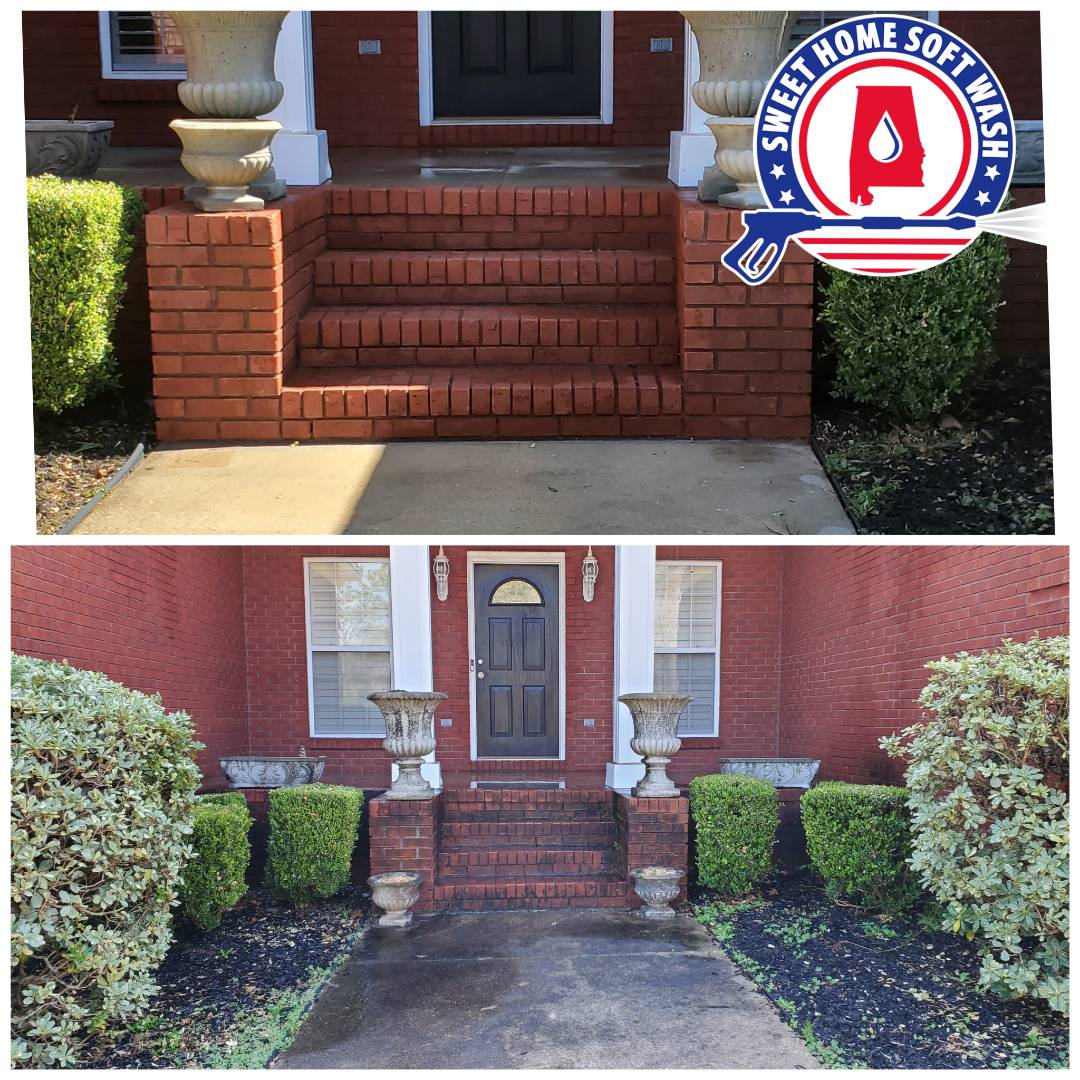 Prattville, AL - Pressure washing prattville alabama, sweet home softwash, professional work at an affordable price