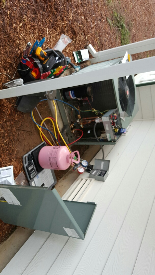 Arlington, WA - Heat Pump Defrost Board Diagnostic and Repair