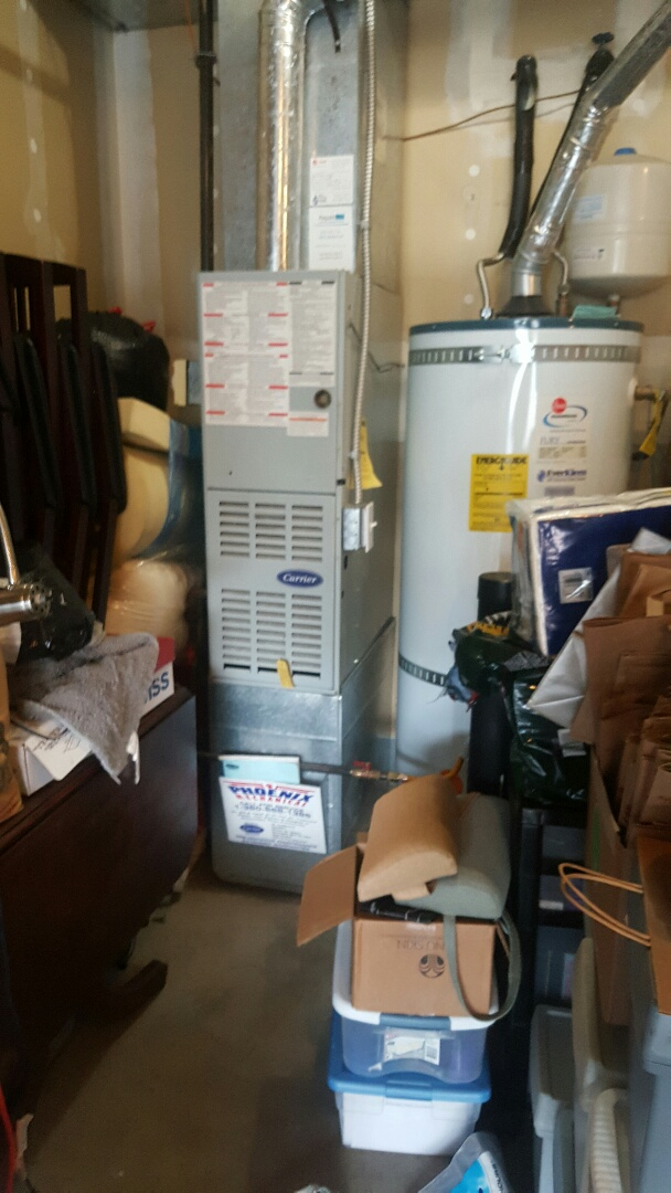 Mukilteo, WA - Furnace High Temp Limit Switch Repair