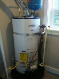 Kenmore, WA - Relocating Hot water heater