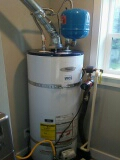Kenmore, WA - Hot water tank relocating. 2 heat runs conected