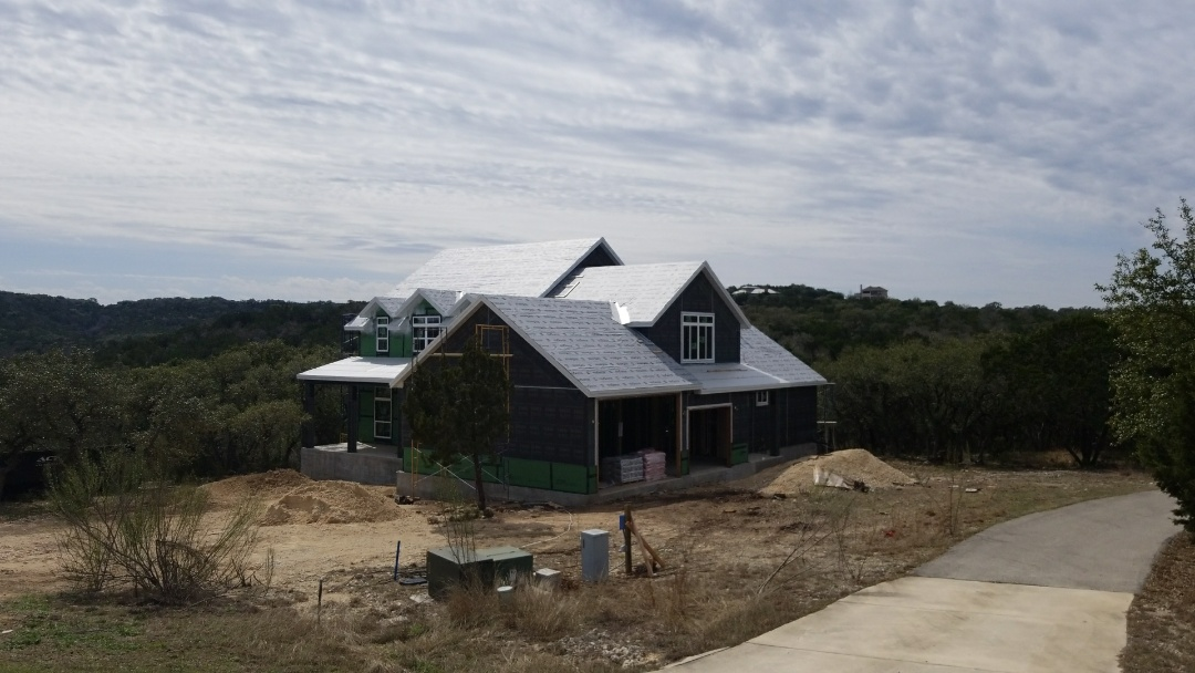 Canyon Lake, TX - New construction in mountain springs