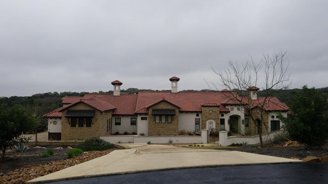 San Antonio, TX - Tile roof repair