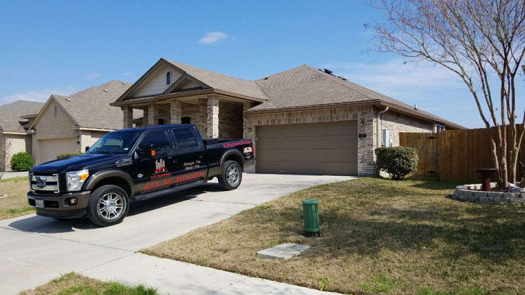 New Braunfels, TX - Roof repair