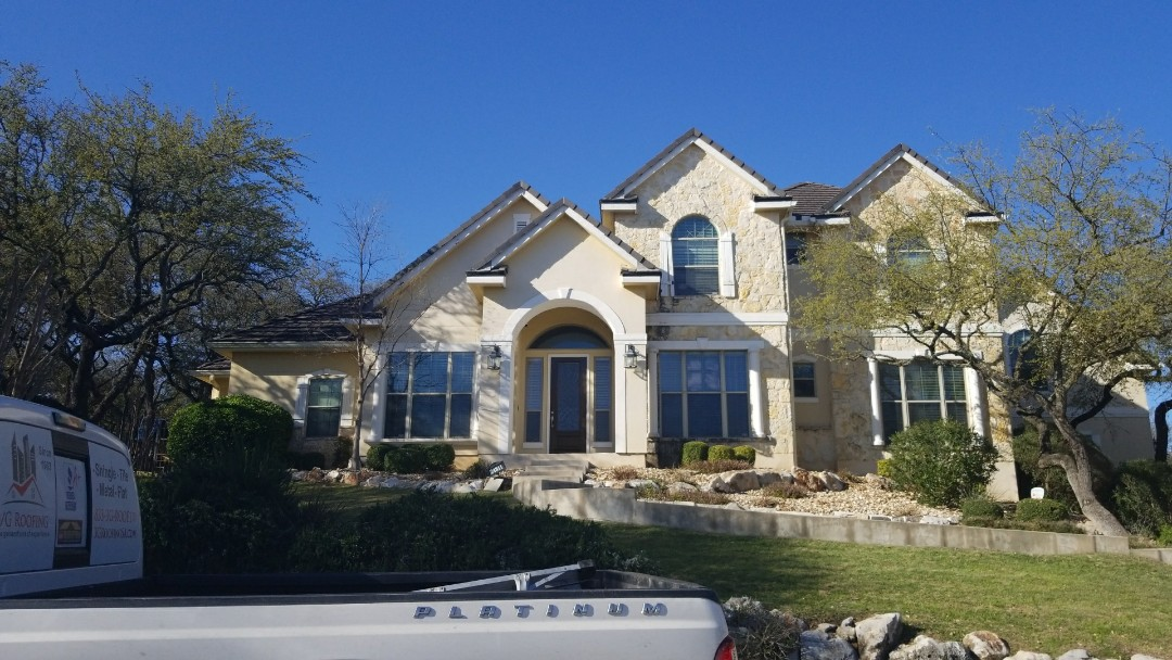 San Antonio, TX - Tile roof inspection