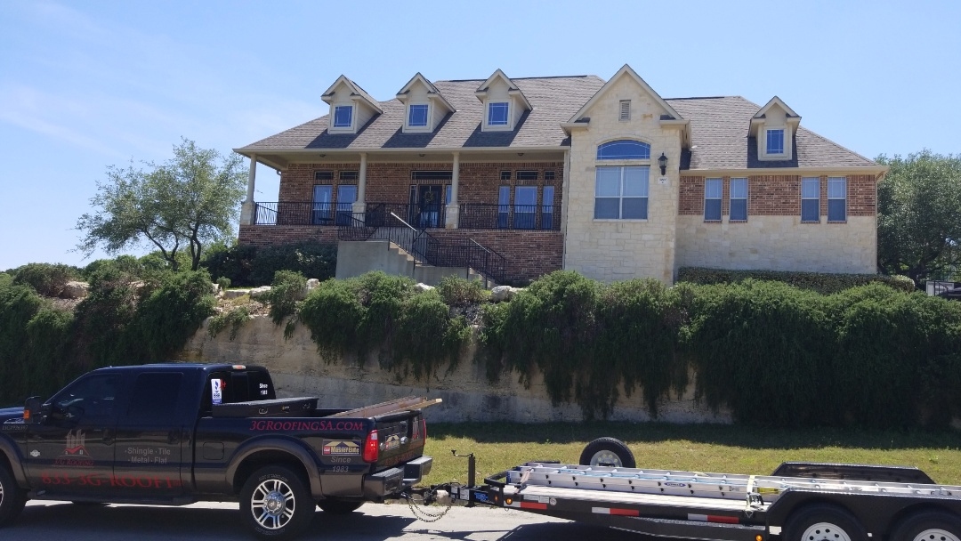 Boerne, TX - Roof inspection for realtor