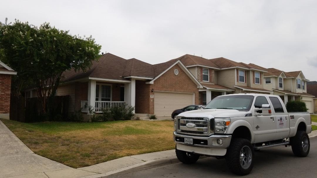 San Antonio, TX - Hail damage approval