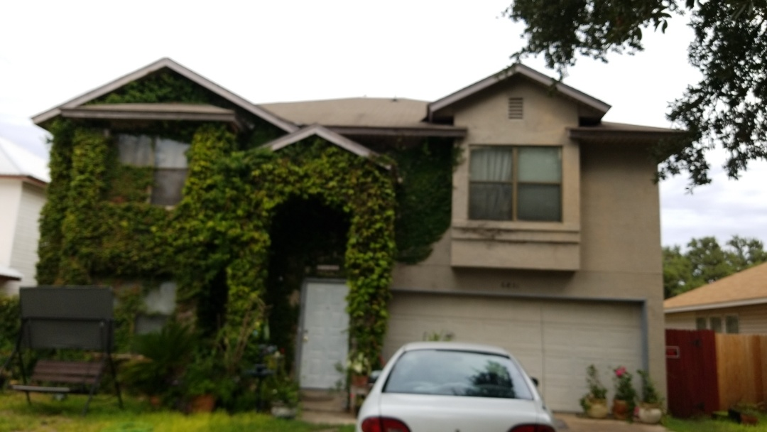 San Antonio, TX - Estimating a  hail damage roof
