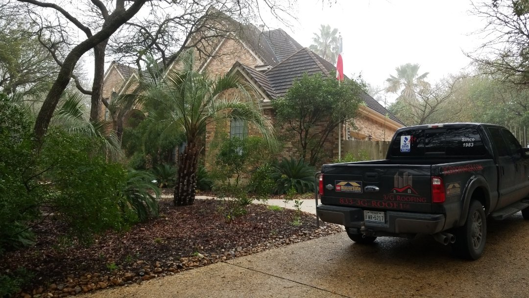 Garden Ridge, TX - Tile roof inspection