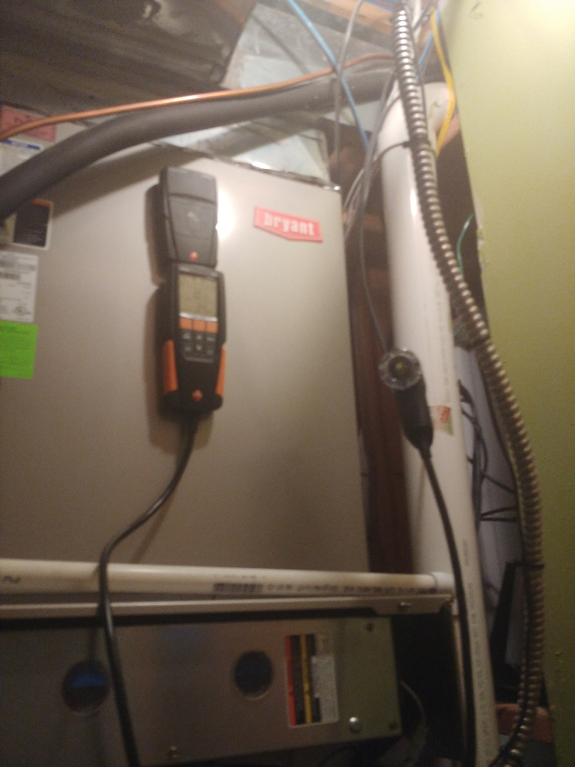 Payson, UT - Furnace tune up