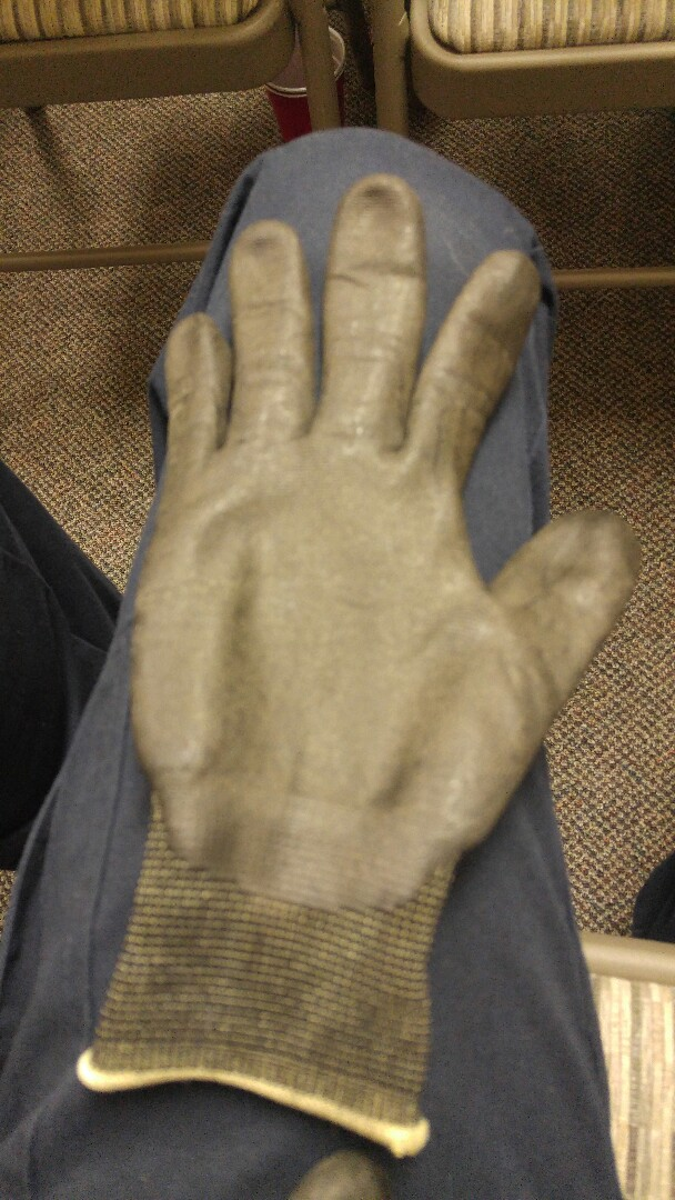 Riverton, UT - Extra large. Nitex P-200. Advanced gloves.