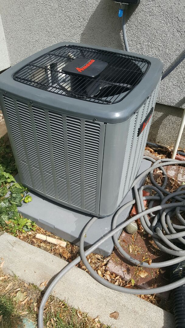 South Jordan, UT - Ac air conditioner tune up on Amana air conditioner