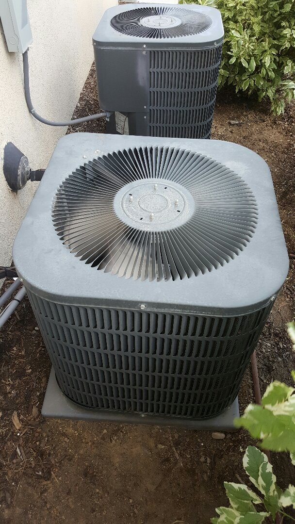 Herriman, UT - Installing a capacitor for the air conditioner Goodman