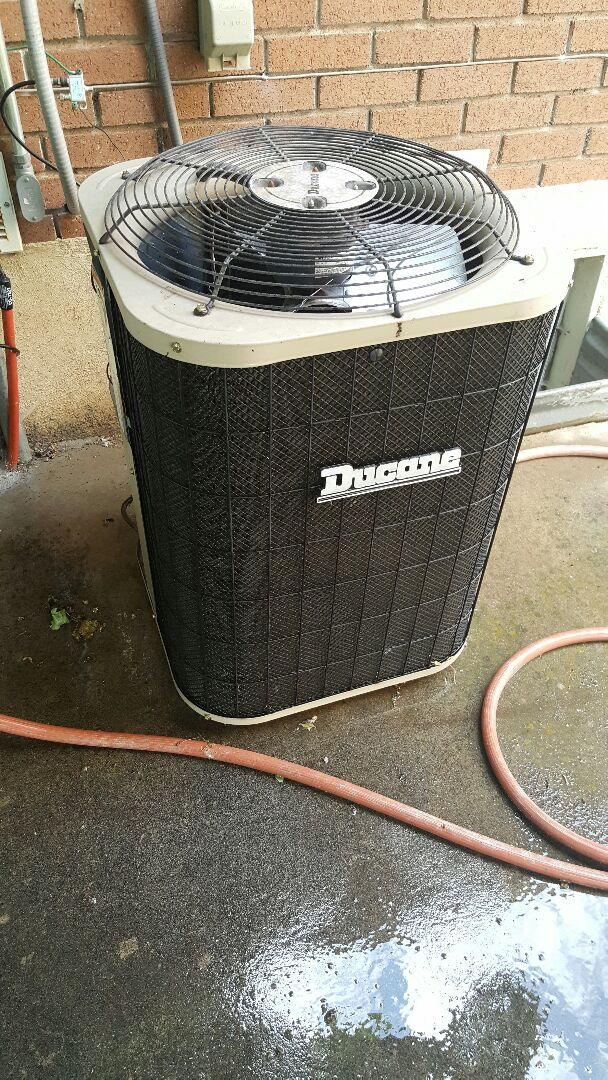 Midvale, UT - Ac repair replaced capaitor and contactor on ducane air conditioner